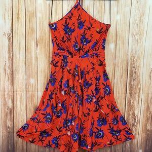 H&M size 6 halter dress